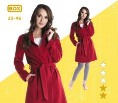 Aleksandra Coat 32-46 Large format print and materials