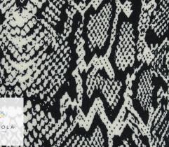 Punto biało-czarny wzór