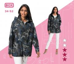 Aneta Jacket 34-52 Large format print and materials