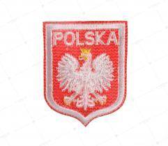 Naprasowanka Godło Polski - Orzeł