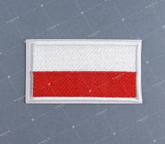 Naprasowanka Flaga Polski