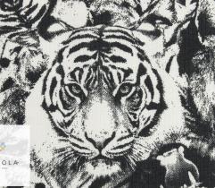 Bawełna T-shirt tygrysy