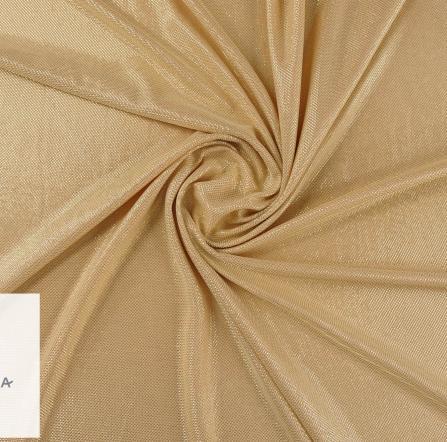 2a6db4f2743cd4 Lurex dzianina z metalową nitką - złota | Pinsola