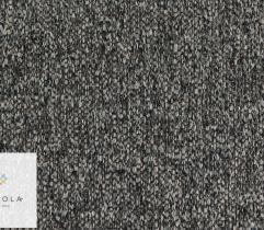 Tkanina obiciowa - struktura szary melanż