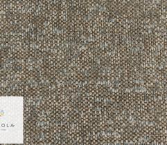 Tkanina obiciowa - struktura szaro-brązowy melanż