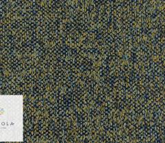 Tkanina obiciowa - struktura niebieska