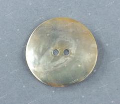 Guzik nr 2: perłowy z masy perłowej 28mm (3487)