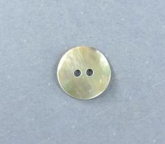 Guzik nr 21: perłowy z masy perłowej 15mm (3525)