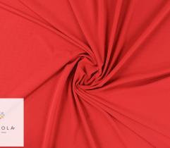 Tkanina gofrowana - czerwona