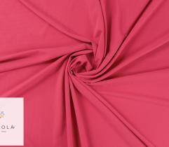 Tkanina gofrowana - różowa