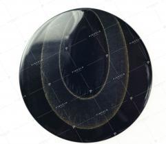 Guzik nr 29: szary 44mm (3554)