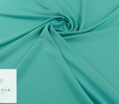 Tkanina gładka z elastanem - jasno zielona
