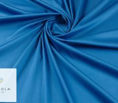 Tkanina bawełna satyna - niebieska