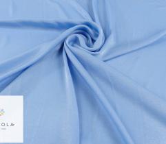 Tkanina satyna - jasno niebieska
