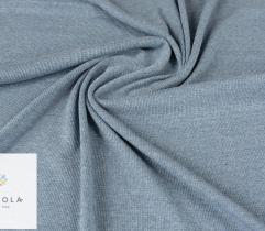 Ściągacz prążek 85cm niebieski melanż