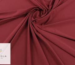 Tkanina silki - bordo