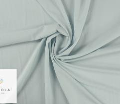 Tkanina gofrowana - jasno błękitna