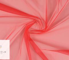 Tiul miękki - czerwony