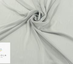 Tkanina Szyfon - jasno szary