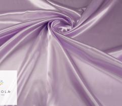 Tkanina dekoracyjna atłasowa - lila