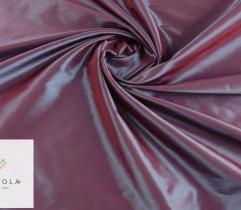Tkanina tafta gładka - fioletowa