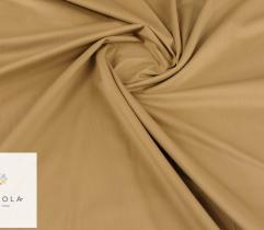Tkanina bawełna satyna - brązowa