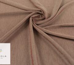 Tkanina dekoracyjna - odcienie brązu
