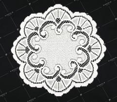 Serwetka 30cm - biała
