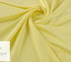 Dresówka pętelka - bananowy