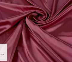 Woven lining viscose – burgundy