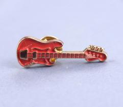 Przypinka Pin - gitara