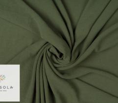 Woven Crepe Fabric – khaki