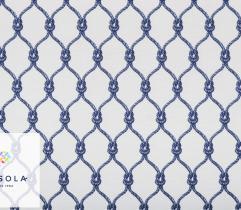 Woven Garden Fabric – Marine Rope