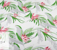 Woven Viscose Fabric - Exotic Forest