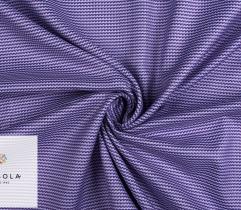 Woven Premium Fabric - Purple Mosaic