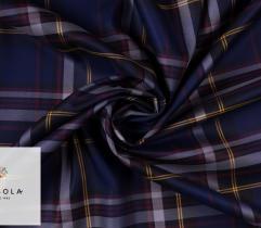 Woven Premium Fabric - Madras Check
