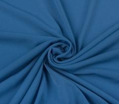 Dzianina Jersey Ity - Niebieska