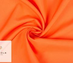 Tkanina Stretch - Intensywny Pomarańczowy