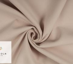 Woven fabric Cotton and Elastane – Warm Beige