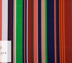 Knitted Jersey Ity – Colourful Strips