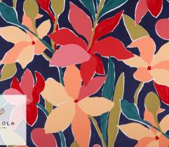 Woven Viscose Fabric – Picturesque Garden