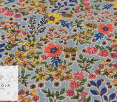 Woven Viscose Fabric - Drawing Meadow
