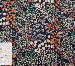 Woven Viscose Fabric – Mysterious Garden