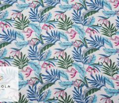 Woven Visose Fabric – Las Palmas