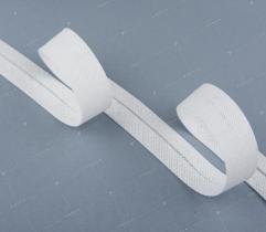 Lamówka Bawełniana 18 mm - Biała