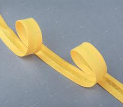 Lamówka Bawełniana 18 mm - Żółta