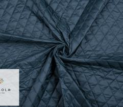 Quilt - Dark Blue Rhombs
