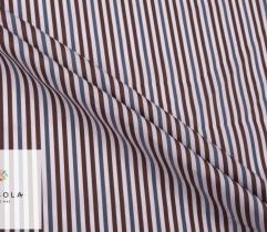 Woven Viscose Fabric - Stripes
