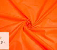 Dzianina Neonowa - Pomarańczowa