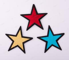 Termoaplikacja - Gwiazdki